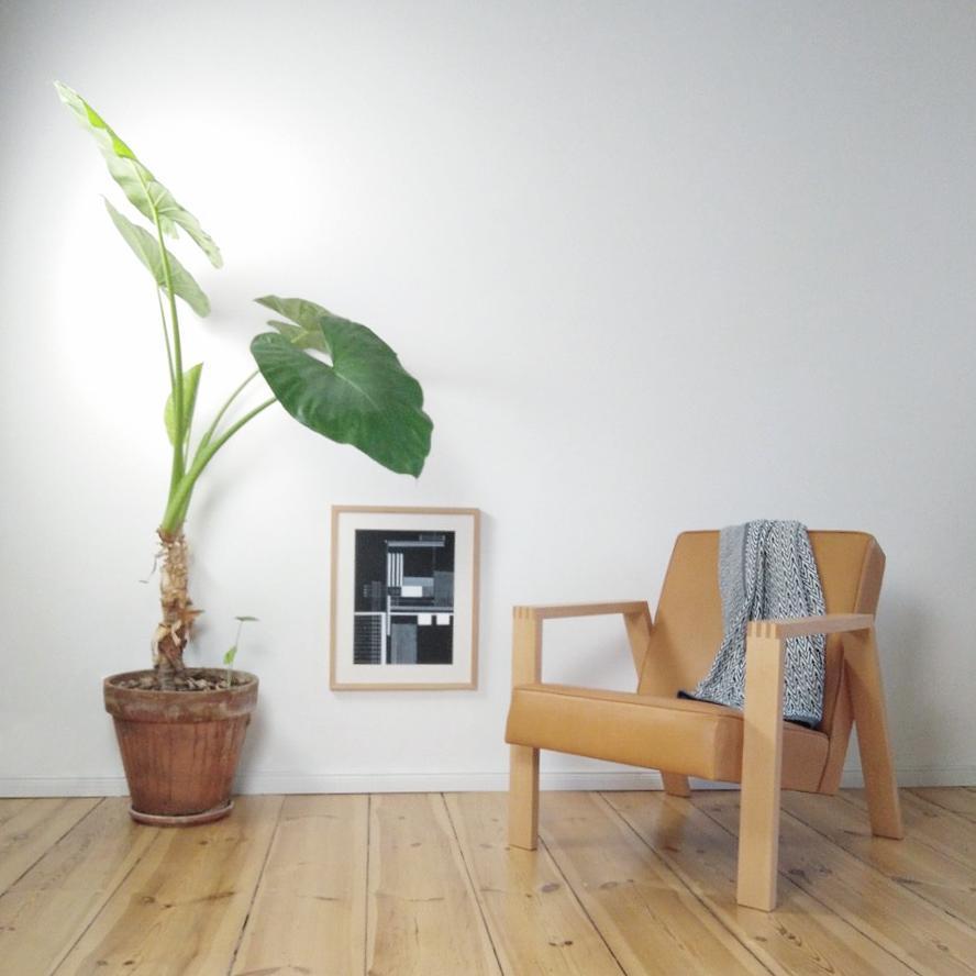 Pontier n01 armchair Makalit